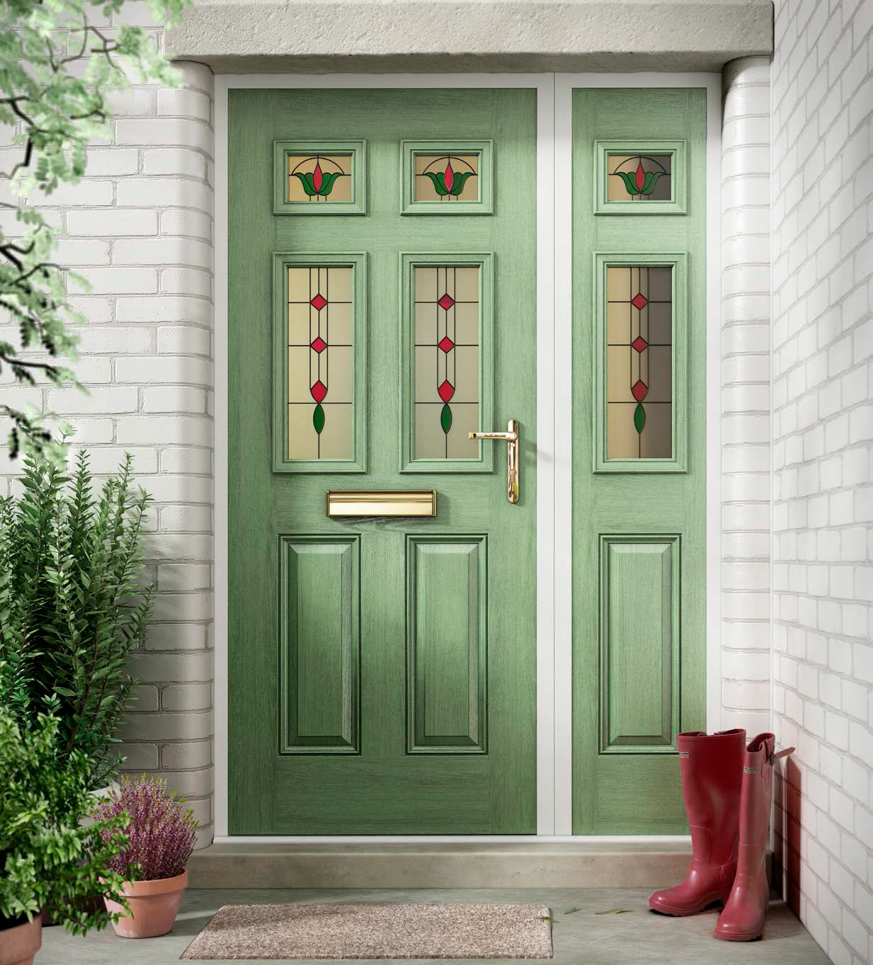 Composite doors Kent 2