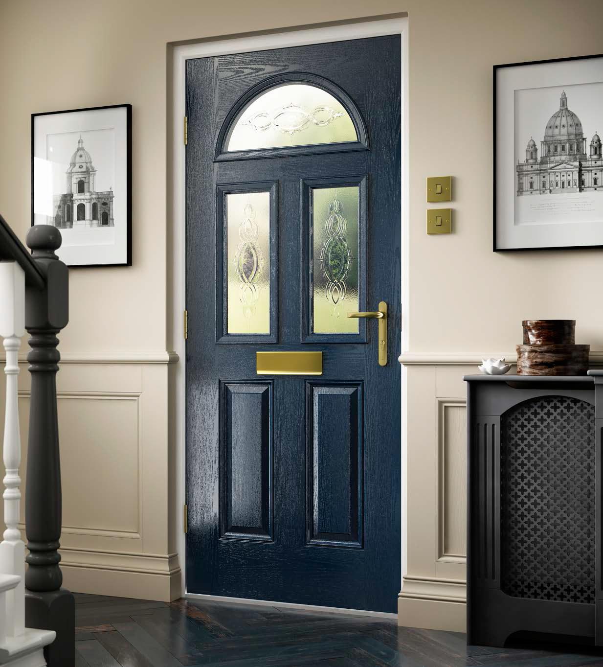 Composite doors Kent 4