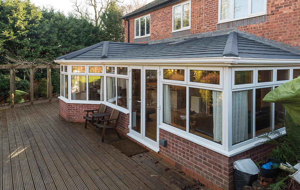 Conservatory Roofs Medway Trade Frames