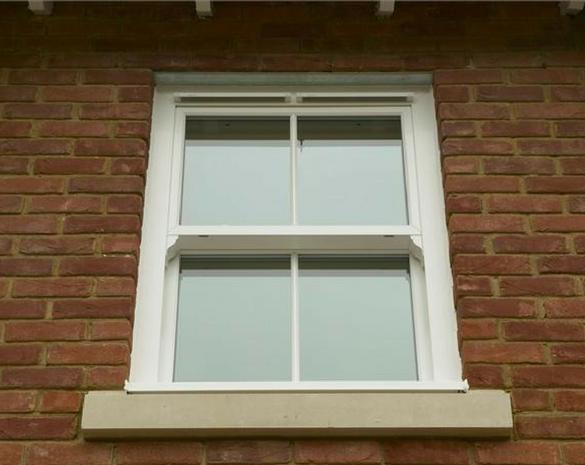 Vertical Slider Window Kent