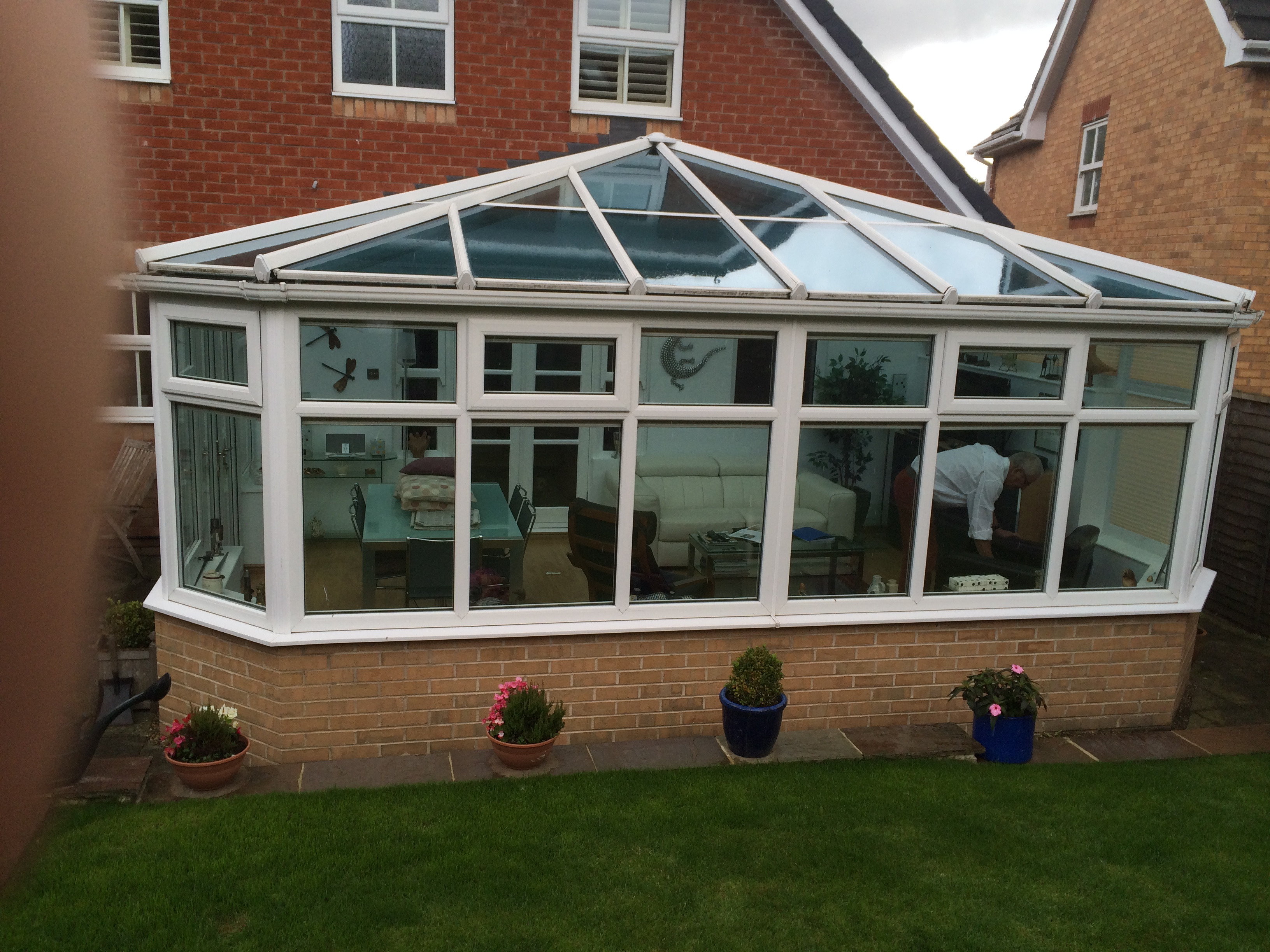 Wetheralds Conservatory Roofs HARROGATE 3